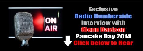 The crepe company radio humberside interview